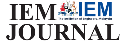 The Journal of The Institution of Engineers, Malaysia